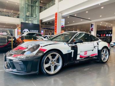 2015年6月 保时捷 911 Carrera 3.4L Style Edition图片