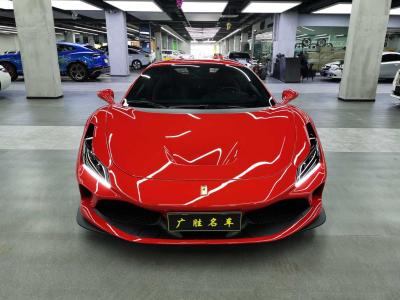 2021年1月 法拉利 Tributo 3.9T V8图片