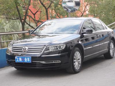 2011年8月 大众 辉腾(进口) 3.6L V6 5座加长顶级版图片