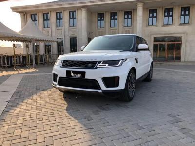 路虎 揽胜运动版  2019款 3.0 V6 特别版