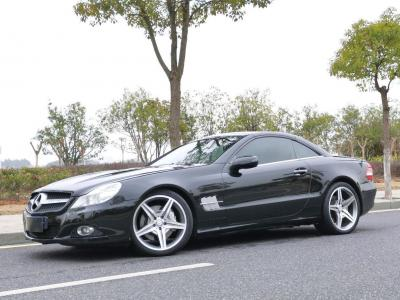 奔驰 奔驰SL级  2011款 SL 300 Grand Edition