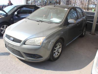 2008年9月 福特 福克斯  两厢 1.8L 手动舒适型图片