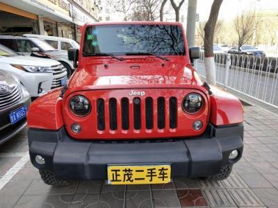 Jeep 牧马人(进口) 3.6L Sahara 两门版图片