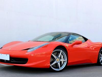2012年6月 法拉利 458 4.5L Italia 中国限量版图片
