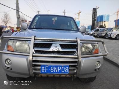 三菱 帕杰罗  2011款 V73 3.0L MT GLX图片