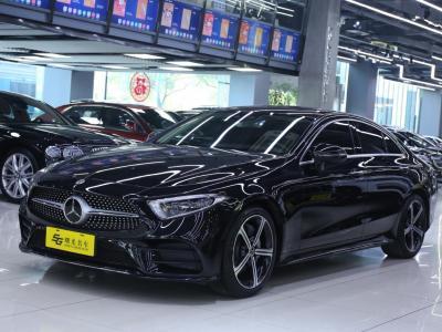 奔驰 奔驰CLS级  2020款 CLS 350 4MATIC