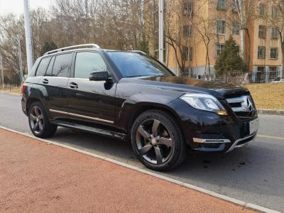 奔驰 奔驰GLK级  2013款 改款 GLK 300 4MATIC 豪华型图片