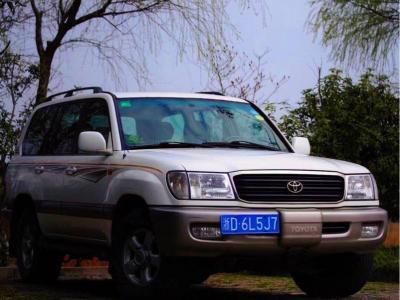 2003年6月 丰田 兰德酷路泽  4.7L图片