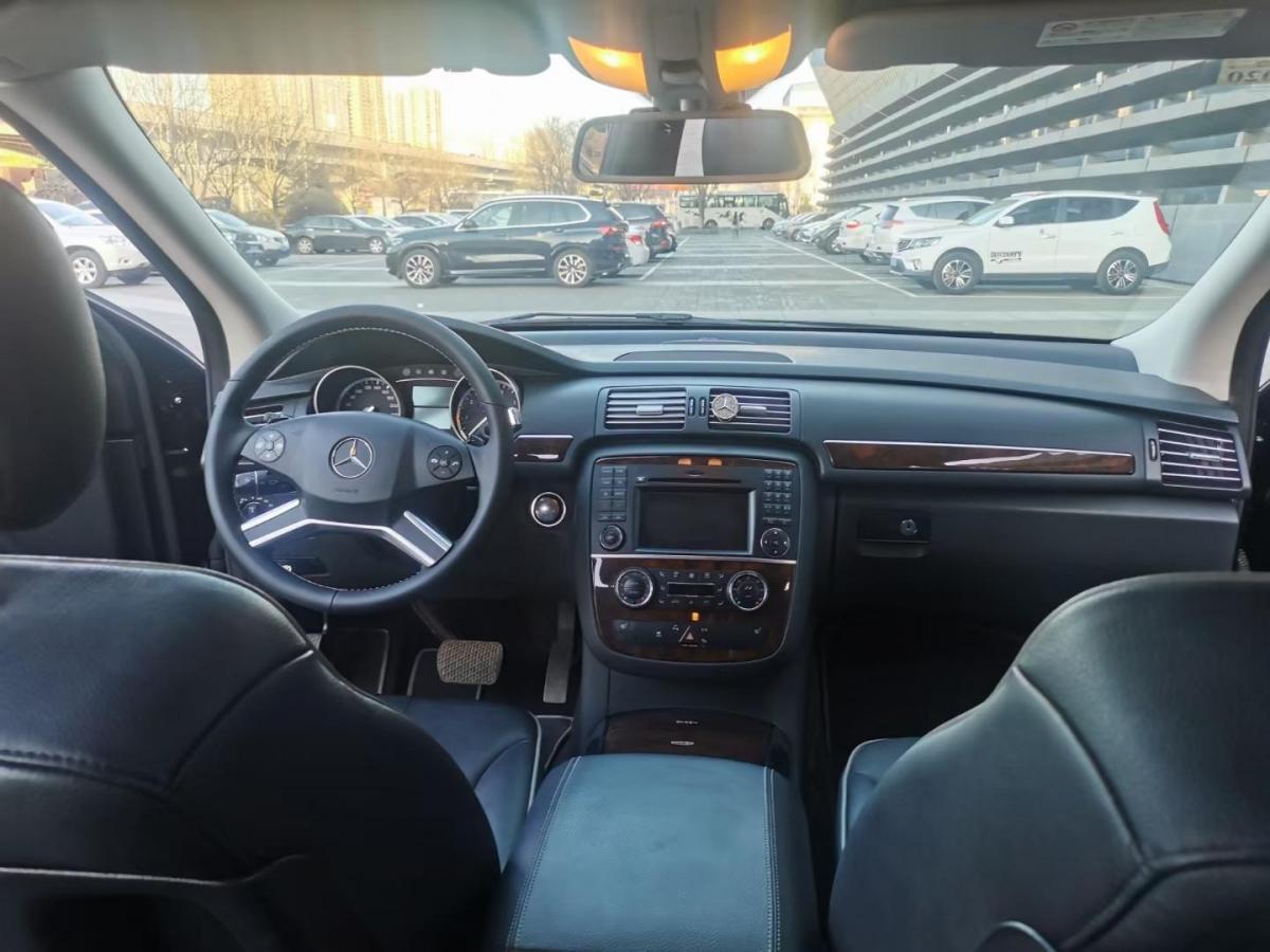 奔驰 奔驰R级  2006款 R 350 4MATIC图片