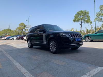 2019年1月 路虎 揽胜(进口) 3.0 V6 SC 传世加长版图片