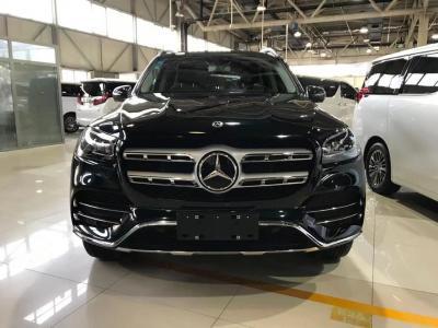 2019年12月 奔驰 奔驰GLS(进口) GLS 450 4MATIC豪华型图片
