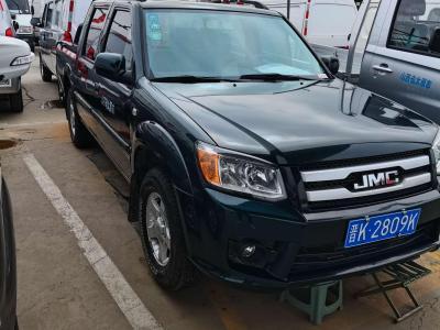 2016年6月 江铃 宝典 2.8T新超值柴油两驱标货豪华型JX493ZLQ4G图片