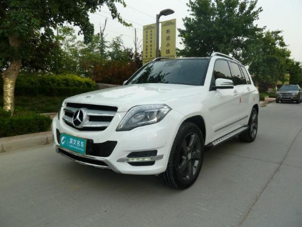 奔驰glk300价格_奔驰二手车  二手glk级  车辆价格:36.2万