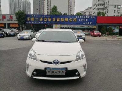 2012年5月 丰田 普锐斯 1.8L CVT标准版图片