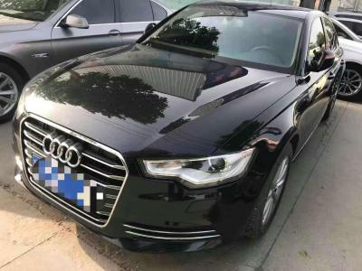 奥迪 奥迪A6L  2012款 30 FSI 舒适型