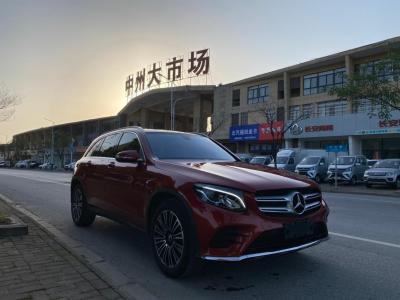 奔驰 奔驰GLC  2019款 GLC 260 L 4MATIC 动感型图片