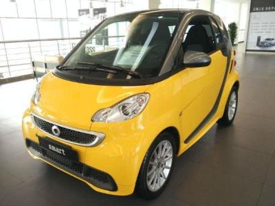 Smart图片 Fortwo Coupe 1.0 MHD 舒适版
