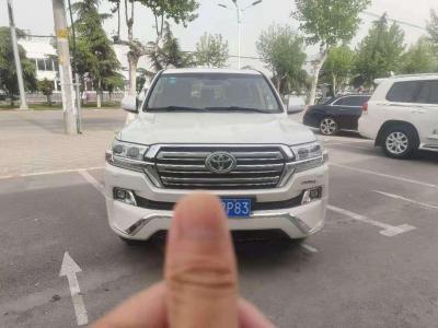 2017年6月 丰田 兰德酷路泽(进口) 4.0L 中东版图片