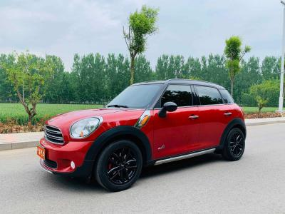 2016年3月 MINI COUNTRYMAN  1.6T COOPER ALL4 Fun装备控图片