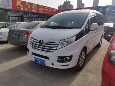 江淮 瑞风M5  2016款 1.9T 柴油手动商务版图片