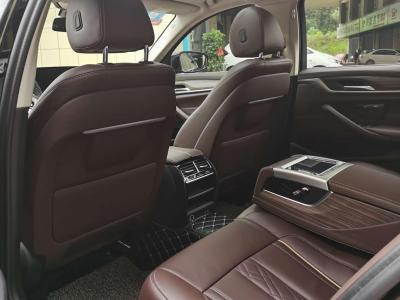 宝马 宝马5系  2021款 530Li 领先型 豪华套装图片