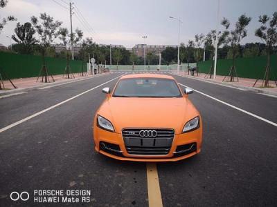 2011年11月 奥迪 奥迪TT TTS 2.0TFSI Coupe quattro