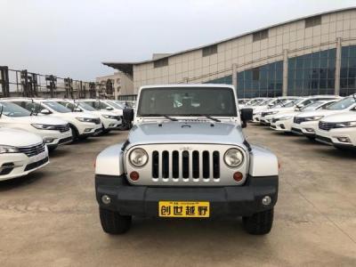 Jeep 牧马人  3.8 四门 Sahara