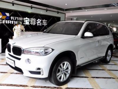 2015年1月 宝马 宝马X5(进口) X5 3.0T 柴油版图片