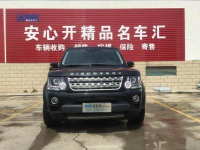 路虎 发现  3.0T V6 SC Luxury HSE汽油版图片