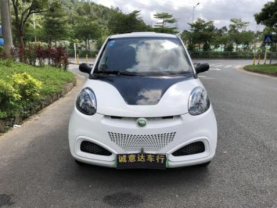 知豆 D1  知豆D1纯电动轿车图片