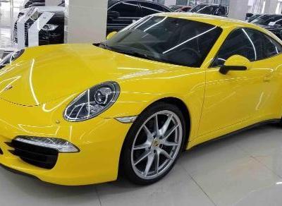 保时捷 911  Targa 4 3.4L图片