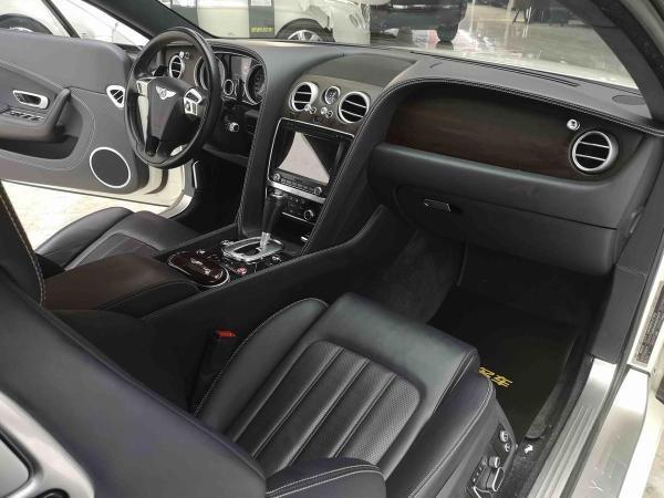 賓利 歐陸  2014款 4.0T GT V8 S 標準版圖片