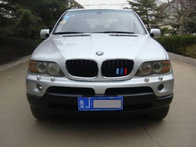2006年10月 宝马 宝马x5  x5 3.0l 豪华型 四驱