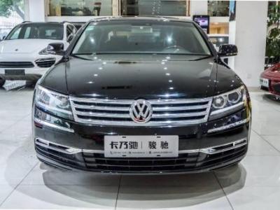 2011年6月 大众 辉腾(进口) 3.6L 加长商务版图片
