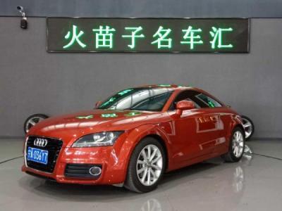 2013年1月 奥迪 奥迪TT(进口) TT 2.0TFSI Coupe图片