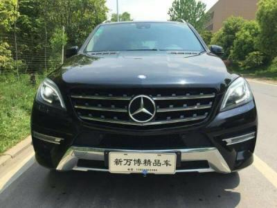 奔驰 M级  ML320 4MATIC 3.0T