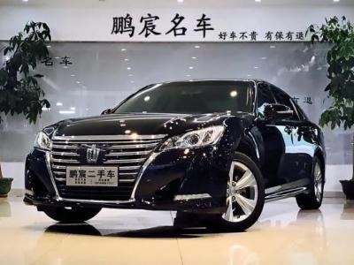 丰田 皇冠  2.5 时尚版图片