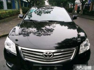 丰田 凯美瑞  2.4 240G 豪华版