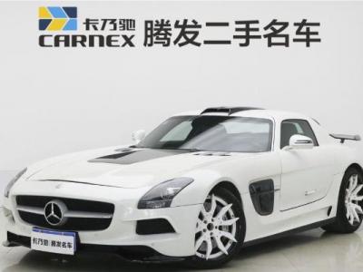 奔驰 SLS  6.2图片