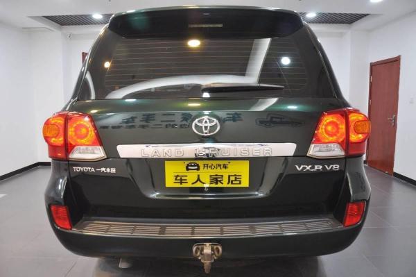 丰田 兰德酷路泽  2012款 VX 4.0L图片
