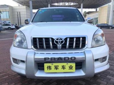 丰田 普拉多  4000 GX豪华版图片