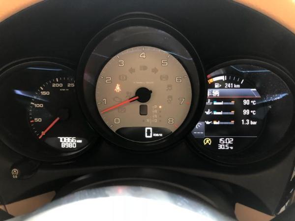 保时捷 Macan  S 3.0T图片