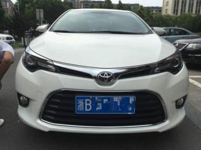 丰田 雷凌  1.6G CVT精英版图片