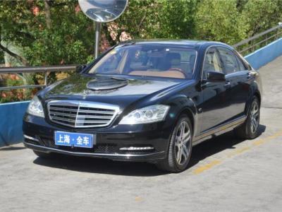 2011年8月奔驰S级2010款 S 600 L图片