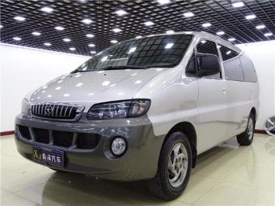 江淮 瑞风  2.0L 穿梭 汽油舒适版图片