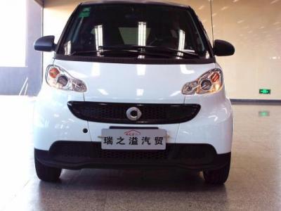 Smart Fortwo coupe 1.0 MHD 硬顶新年特别版图片
