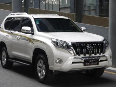 2014年5月 丰田 普拉多 2014款2.7L 中东 阿曼版图片