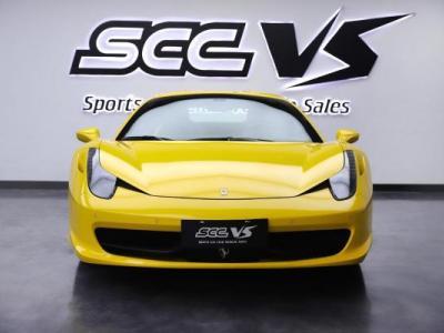 2015年3月 法拉利 458 Italia 4.5图片