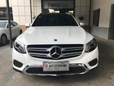 奔驰 GLC级  GLC200 2.0T 4MATIC