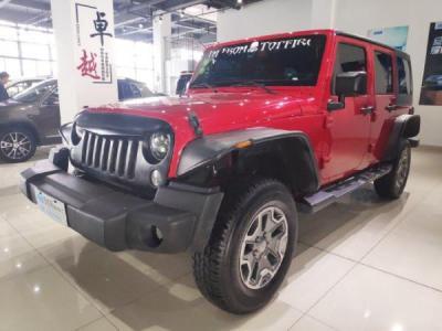 Jeep 牧马人  3.0L 四门